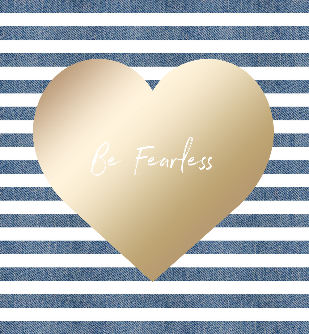 Be Fearless | Rebecca Park Totilo