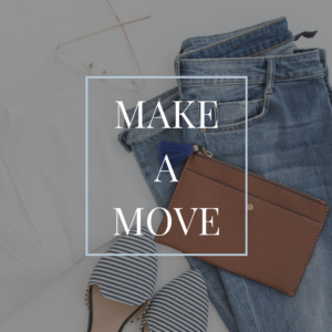 Make a Move | Rebecca Park Totilo