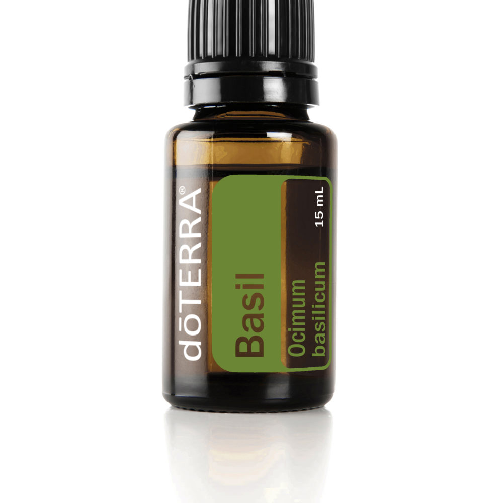 Doterra Basil Essential Oil