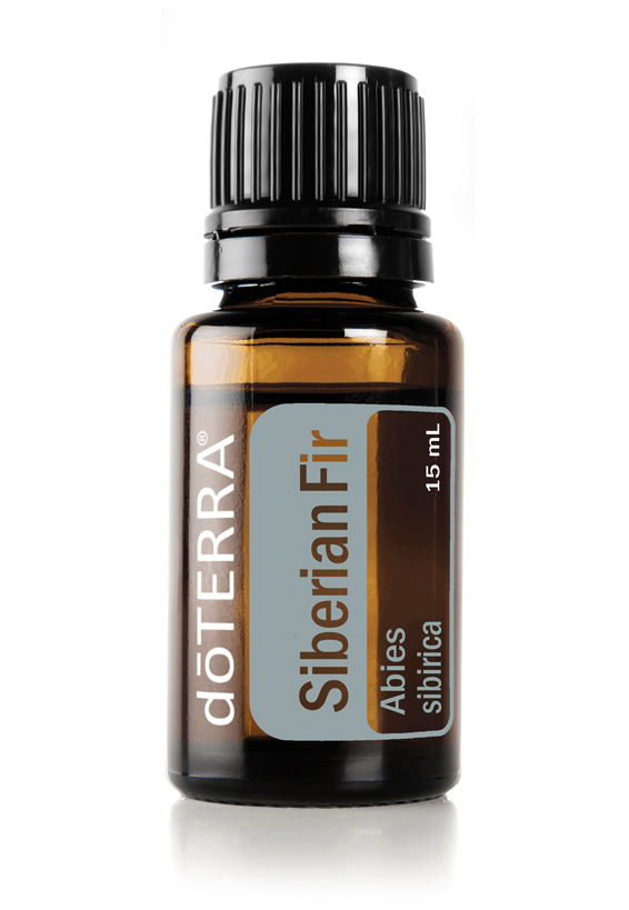 DoTERRA Siberian Fir Essential Oil - Abies sibirica