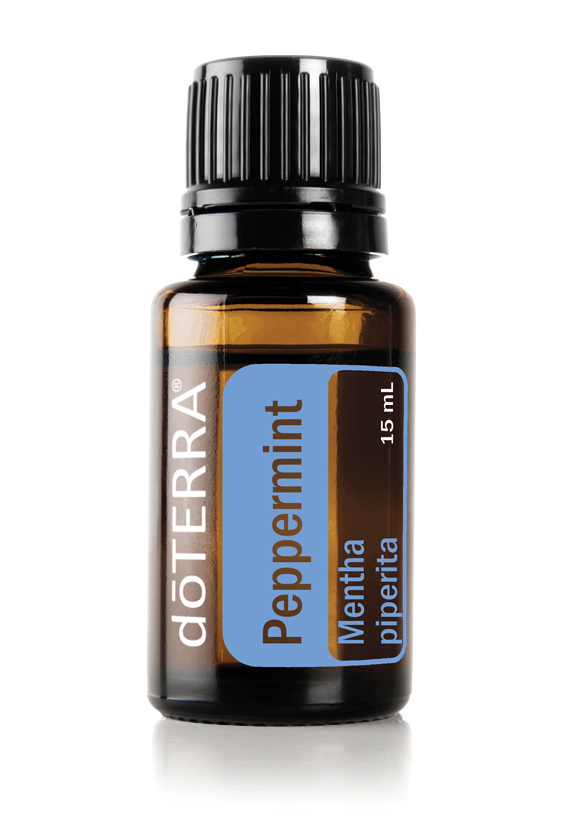 DoTERRA Peppermint Essential Oil - Mentha piperita