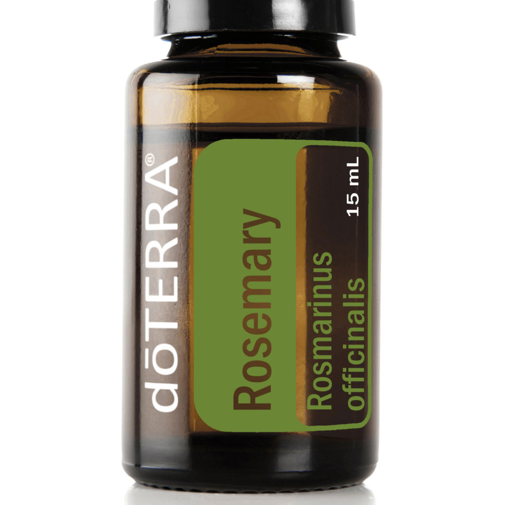 DoTERRA Rosemary Essential Oil - Rosmarinus officinalis