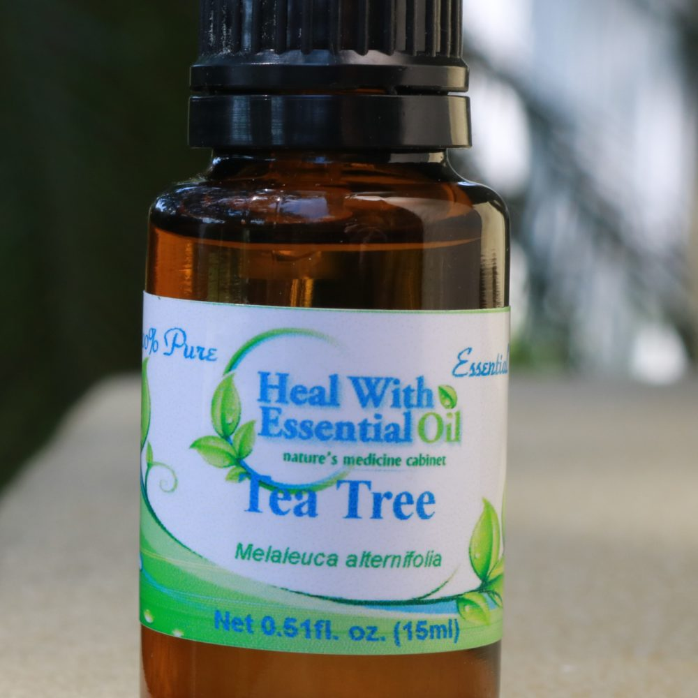 Tea Tree (Melaleuca) Essential Oil