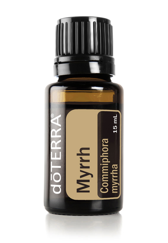 DoTERRA Myrrh Essential Oil - Commiphora myrrha