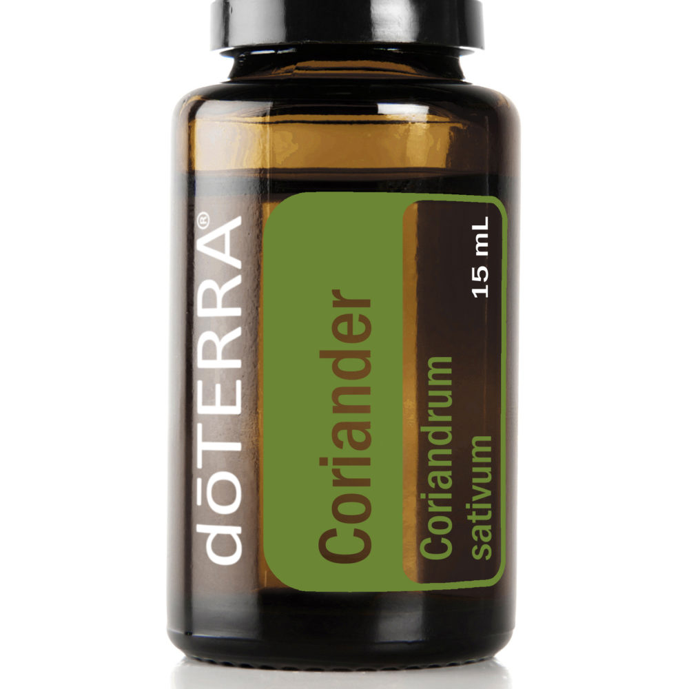 Doterra Coriander Essential Oil - Coriandrum sativum